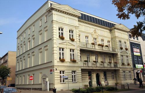 Szkoła Artystyczna w Ełku - instalacja elektryczna oraz iluminacja świetlna
