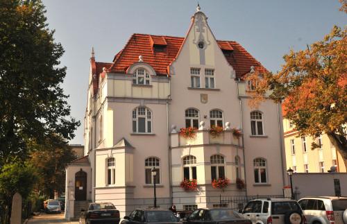 Budynek Urzędu Miasta w Ełku, Straż Miejska - instalacja elektryczna oraz iluminacja świetlna