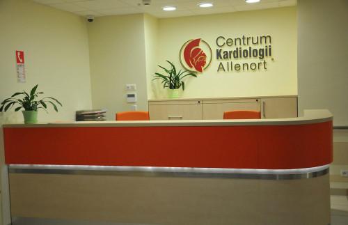 Kliniki Allenort, Szpital Baranki Ełk - instalacja elektryczna i rezerwowe zasilanie oddziału